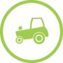 Traktori, iekrāvēji, pašgājējtehnika