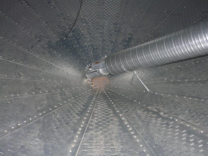 Graudu siloss ar aprīkojumu Kuldīgas novadā - VOKA.LV