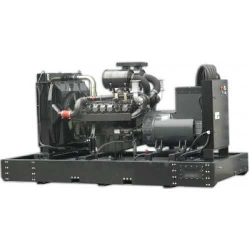 Ģenerators FOGO FDF 650 DS - VOKA.LV