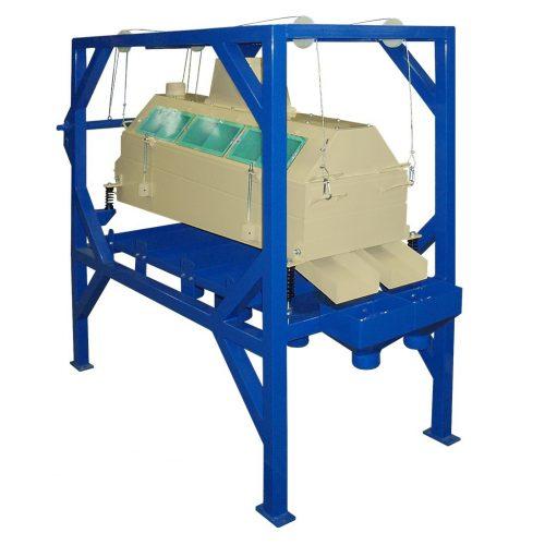 Graudu tīrītājs JK-Machinery JCR - VOKA.LV