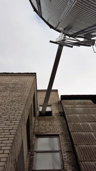 Graudu pieņemšanas, tīrīšanas iekārtas un glabāšanas tornis Talsu novadā - VOKA.LV