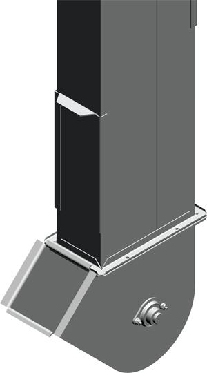 Ķēdes elevators SOBY SE25-40 - VOKA.LV