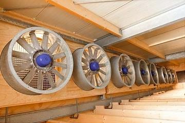 Ventilators Tolsma - VOKA.LV